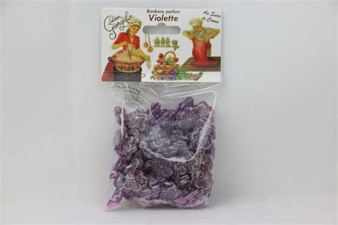 bonbons 224 la violette bonbon parfum violette cadeau d