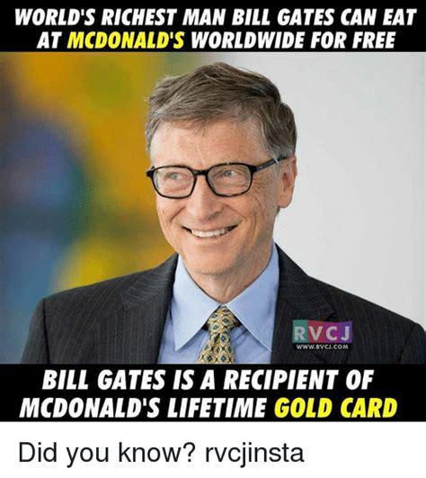 Bill Gates Memes - 25 best memes about richest man richest man memes