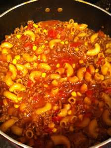 Paula Deen Goulash Recipe Ground Beef