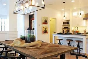 modern-farmhouse-decor-Dining-Room-Farmhouse-with-antique