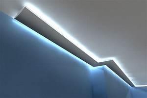 Led Lichtleiste Decke : led decke lo27 lichtleiste decke ~ Markanthonyermac.com Haus und Dekorationen