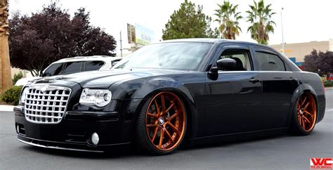 2008 Chrysler 300c by 2008 Chrysler 300c Bagged With 3pc Nutek Wheels Wc