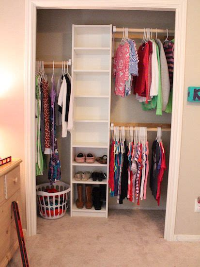 Built In Closet Organization Ideas by How To Build Your Own Closet Built Ins Using A Billy