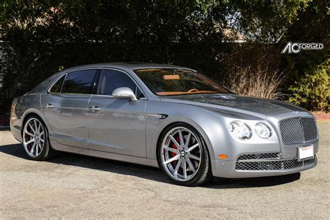 bentley custom rims bentley with rims photo 2 bentley flying spur custom