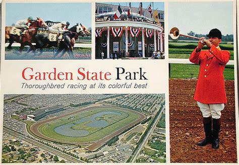 garden state park garden state park postcard flickr photo