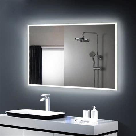 Miroir Salle De Bain Led Anten 174 Miroir Led Le De Miroir 201 Clairage Salle De Bain