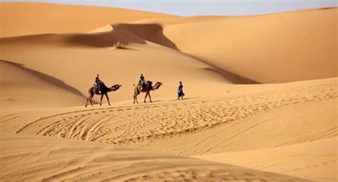 Africa e resto del mondo: deserti caldi e freddi panorami unici