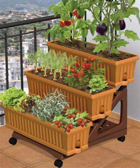 how to build planters for vegetables best 25 apartment gardening ideas on