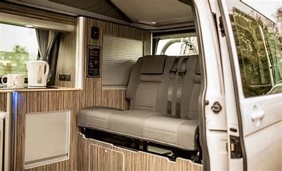 Bed Seat Conversions Rib System Camper Vans