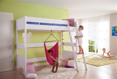 Bunk Bed Hammock by Hanging Chair
