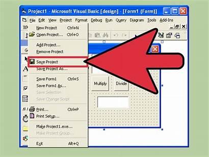 Visual Basic Calculator Create Simple Version Step