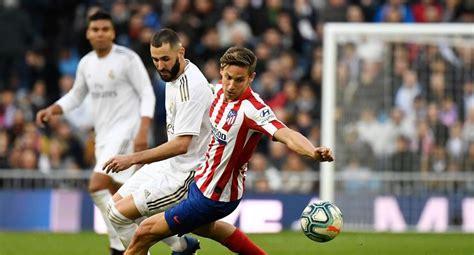 Real Madrid vs. Atlético de Madrid EN VIVO: ver EN DIRECTO ...