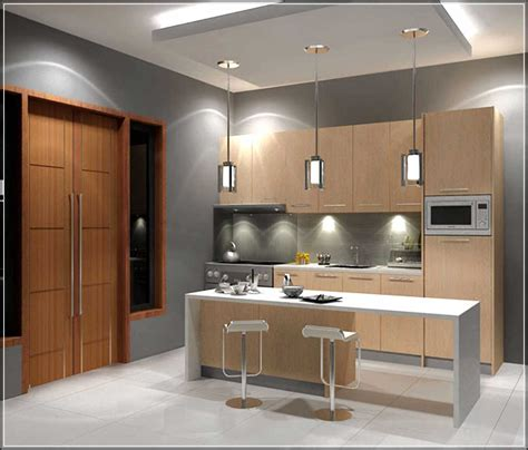 contemporary kitchen ideas fill the gap in the small modern kitchen designs modern