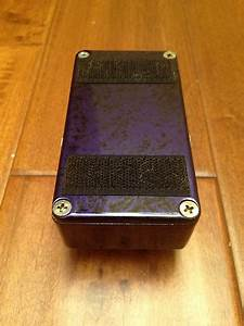 Paul Cochrane Timmy V2 Overdrive Pedal W   Clipping Switch