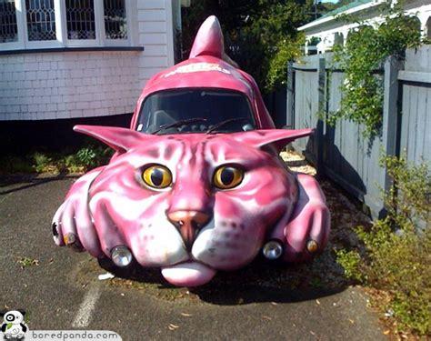 Amazing World Top Weirdest Cars Ever Made ( Part I