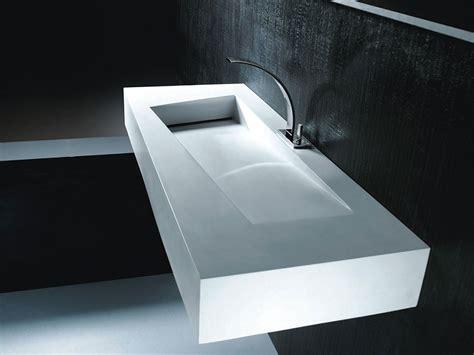 Lavabo Bagno Design 25 Modelli Di Lavabo Bagno Sospeso Dal Design Moderno