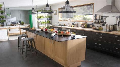 grande cuisine ouverte grande cuisine ouverte dootdadoo com idées de