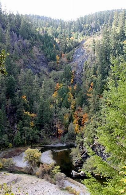 Fork South River Trinity Wilderness California Calwild