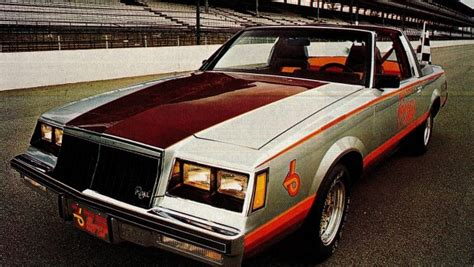 buick regal indy pace car test drive