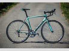 Bianchi Intenso Tiagra review Cycling Weekly