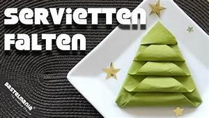 Servietten Falten Weihnachtsbaum : servietten falten anleitung tannenbaum weihnachten diy ~ A.2002-acura-tl-radio.info Haus und Dekorationen