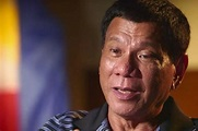 Philippines' President Rodrigo Duterte Says Drug Users ...