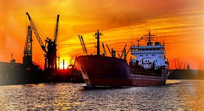 Shipping Industry Maritime Survival Unusual Ship Logistics