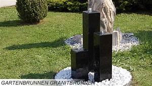 Springbrunnen Selber Bauen Ohne Pumpe : gartenbrunnen aus granit ~ Orissabook.com Haus und Dekorationen