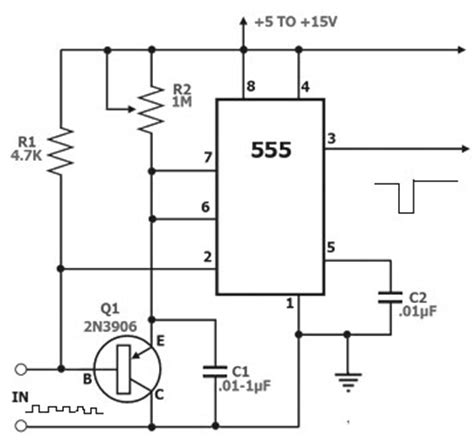 proyectos pr 225 cticos de electr 243 nica y rob 243 tica detector de pulsos perdidos con el timer 555