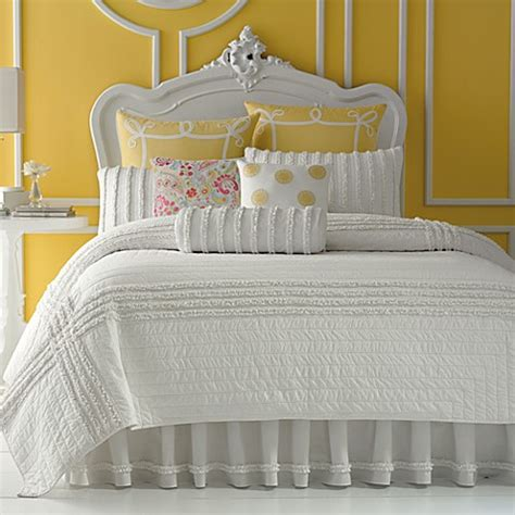 bed skirt buy dena home king bed skirt from bed bath beyond King