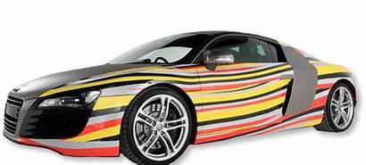 Wrap Vehicle Vinyl Wraps Twisted Colored Clip