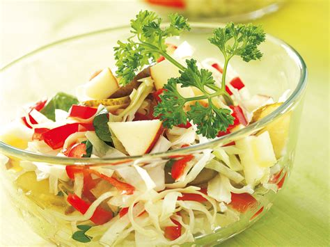 fruchtiger spitzkohlsalat