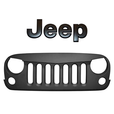 jeep grill angry grill blkmtn