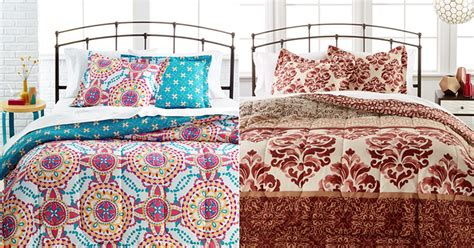 3-piece Comforter Sets As Low As .82 (twin