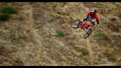 Extreme Downhill Mountain Biking