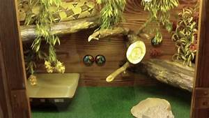 CUSTOM SNAKE CAGE - YouTube