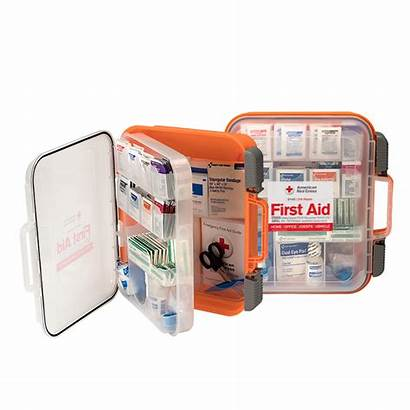Aid Kit Person Cross Supplies Kits Redcross