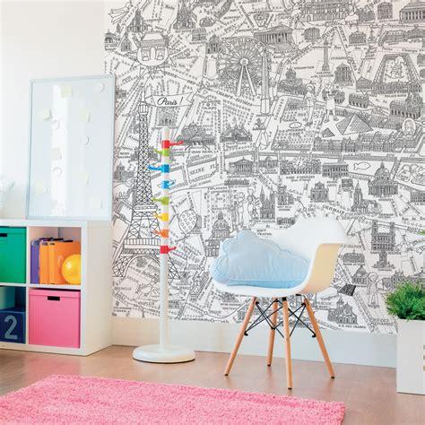 frise cuisine papier peint panoramique enfant 143182 plan de