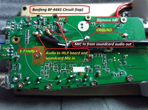 Ham Radio Wiring by Radio Wiring Baofeng Bf 888s All Two Way Radio