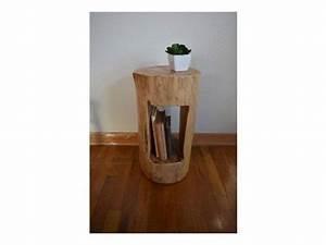 les 25 meilleures idees de la categorie souches d39arbres With superior maison en tronc d arbre 1 construire une table de jardin en bois de palette sur