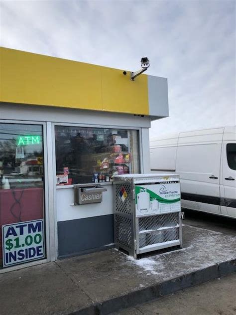 bitcoin atm  columbus shell gas station