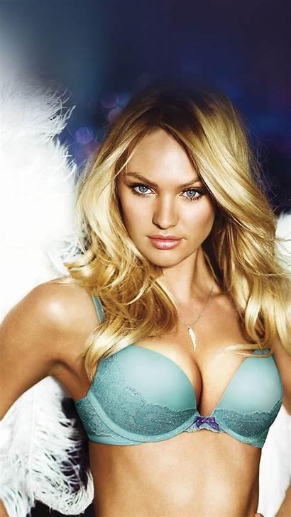 Candice Secret Victoria Iphone Swanepoel Wallpapers Dark