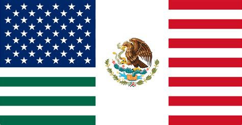 File:United States and Mexico Friendship Flag.svg ...