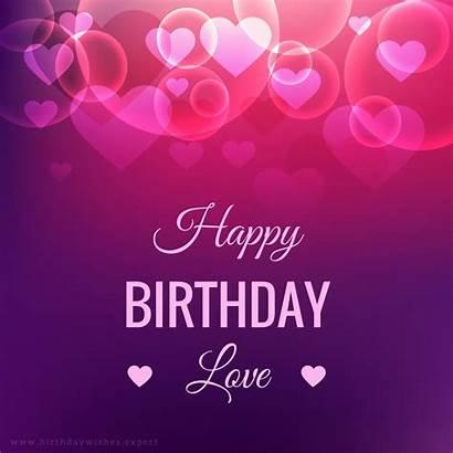 Birthday Happy Wishes Words Right Boyfriend Wish