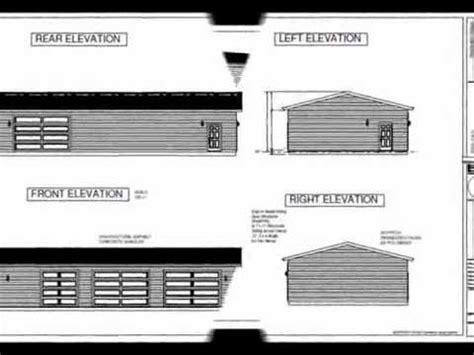 workshop garage plan youtube