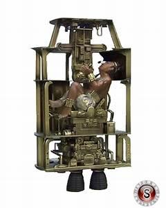 Palenque Slab Astronaut 3D (page 2) - Pics about space