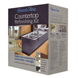 countertop refinishing kit 17 best images about countertop refinishing on pinterest cheap kitchen countertops black