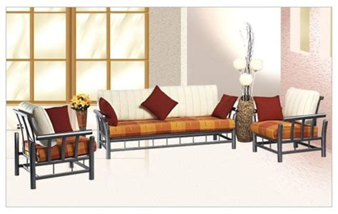 Iron Sofa Set Designs by Wrought Iron Sofa Set At Rs 16000 Set Wrought Iron Sofa