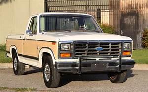 California Original  1984 Ford F