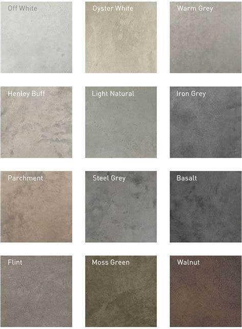 concrete paint color options lazenby recommended polished concrete colours detail